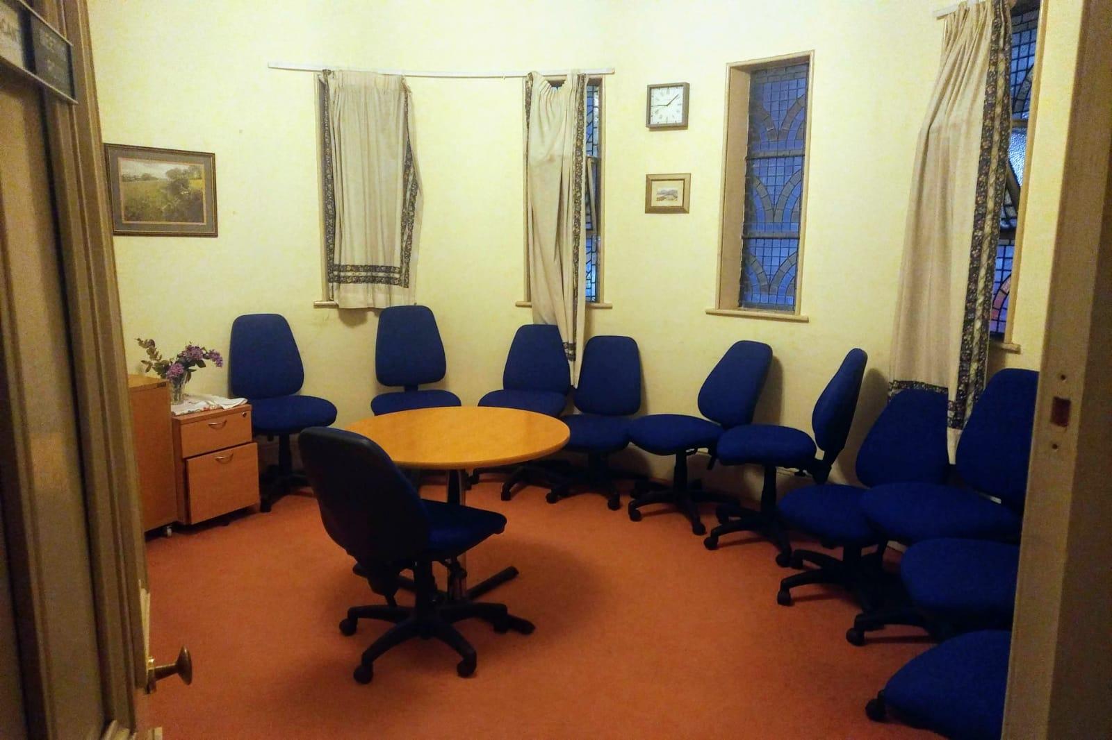 Upper Round Room