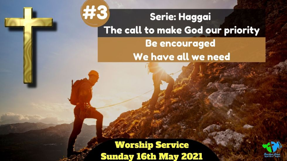 Worship Service 16th May