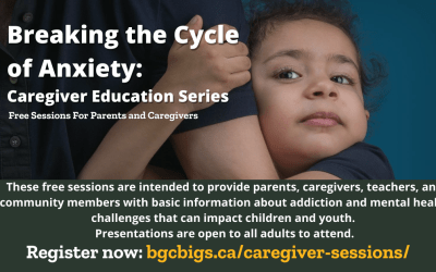 Breaking the Cycle of Anxiety – Caregiver Education Series