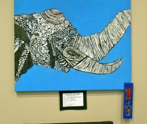 Hanna Davidson Egyptian_Elephant