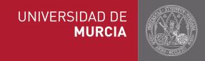 Universidad de Murcia.