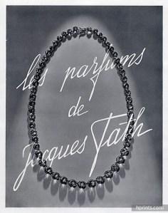 Les Parfums de Jacques Fath, 1948