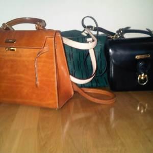 Mis nuevos bolsos