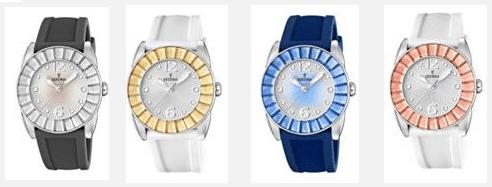 Festina lanza su colección Dream de relojes
