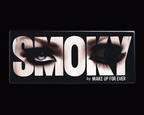 Consigue el look smoky con Make Up For Ever