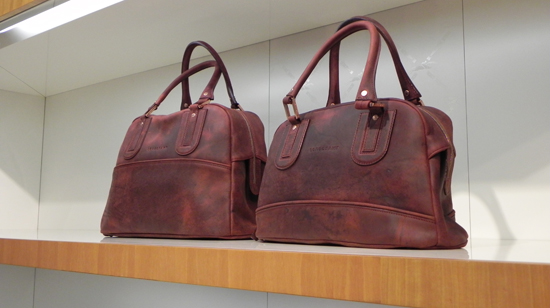 Estilos diferentes para la nueva colección de Longchamp