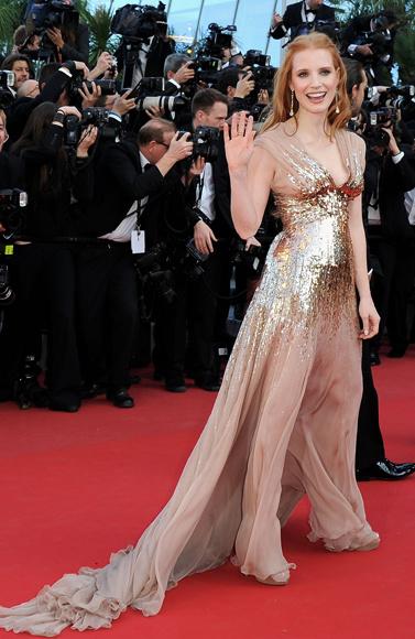 Las actrices, Cannes 2012 y sus vestidos [#2]