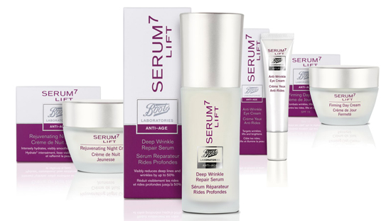 Elimina las líneas de expresión profundas con Serum 7 Lift