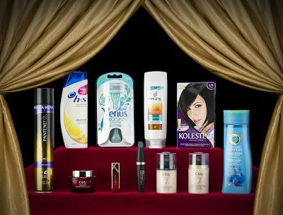P&G Beauty y su propuesta de belleza The Makeover Collection