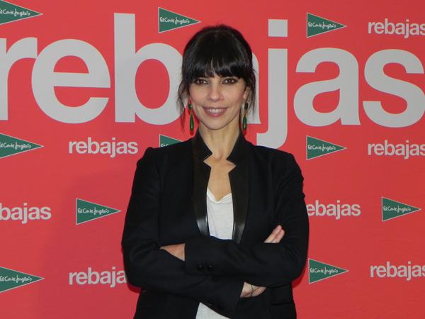Maribel Verdú es la estrella de las rebajas de El Corte Inglés
