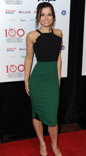 Samantha Barks en los London Critics Circle Awards 2013
