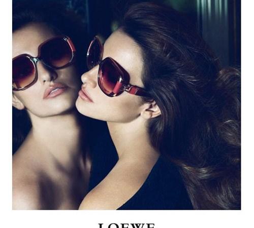 Penélope Cruz presenta la colección de complementos de Loewe
