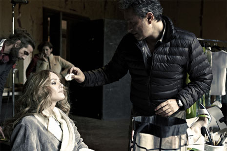 Vanessa Paradis para H&M