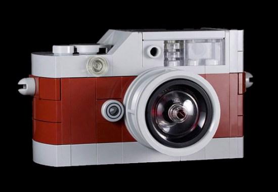 Cámara Lego Leica