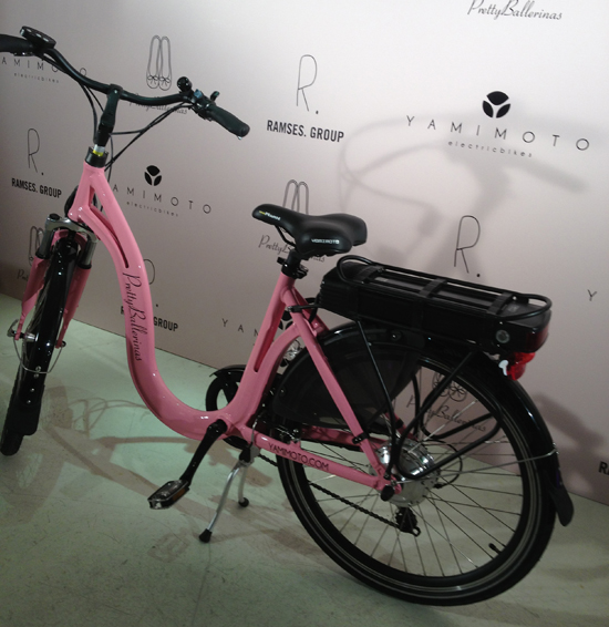 Bicicleta Pretty Ballerinas