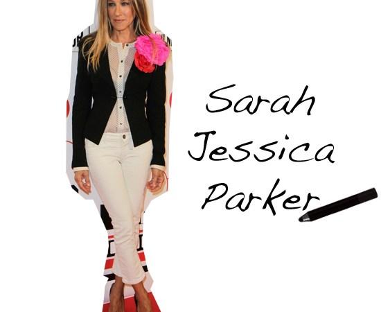 Sarah Jessica Parker vuelve a llevar tacones
