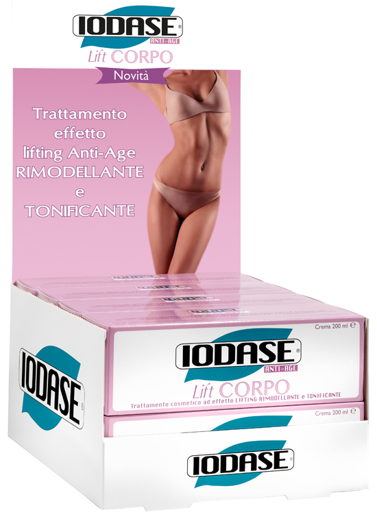 Remodela tu cuerpo con Iodase Lift Corpo