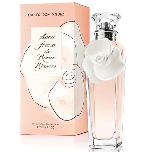 Agua Fresca de Rosas Blancas de Adolfo Dominguez