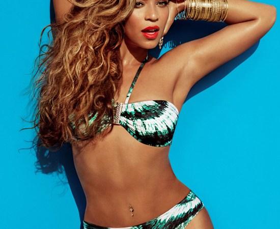 Beyoncé lanza la campaña de bikinis print de H&M