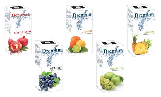 Drenium de frutas