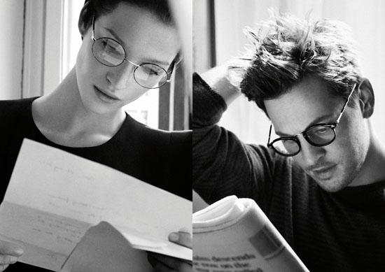 Frames of Life, nueva colección de gafas de Armani