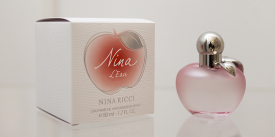 Nina L'Eau, la fragancia más primaveral de la temporada