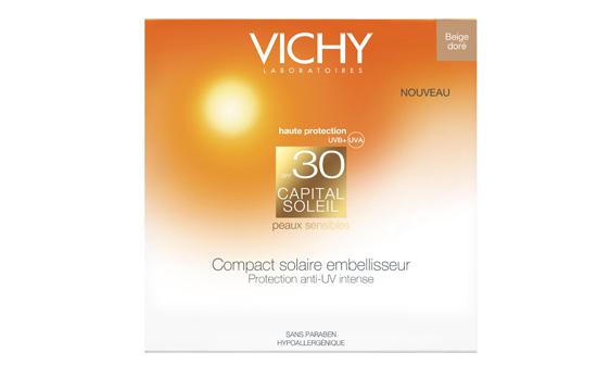 Este verano disfruta del sol con Vichy Capital Soleil