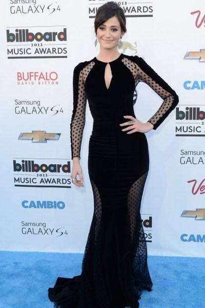 Emmy Rossum en los Premios Billboard 2013