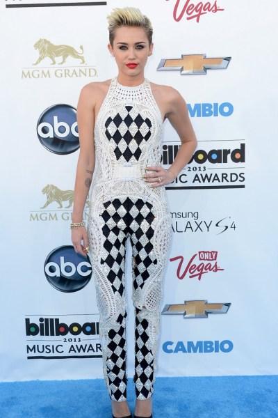 Miley Cyrus en los Premios Billboard 2013