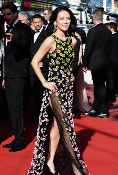 Vestidos en el Festival de Cannes 2013 [día #12]