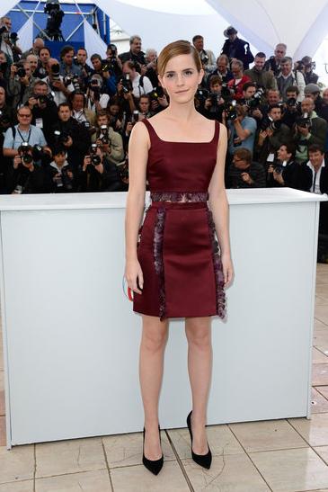 Emma Watson en Cannes 2013