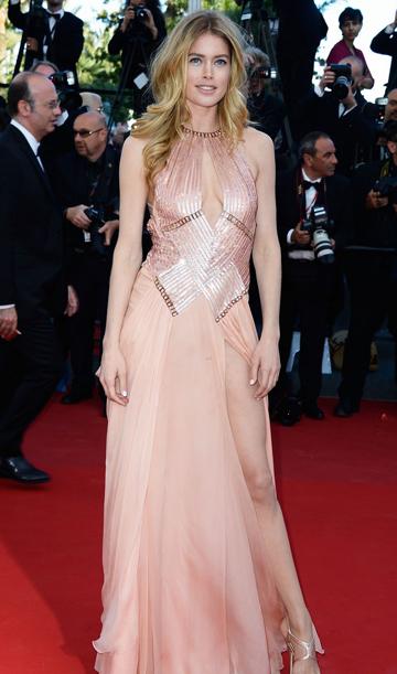 Doutzen Kroes en Cannes 2013