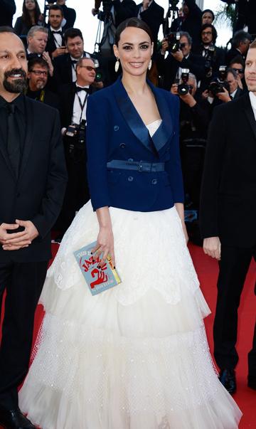 Brerenice Bejo en Cannes 2013