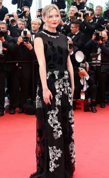Kirsten Dunst en Cannes 2013