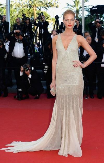 Erin Heatherton en Cannes 2013