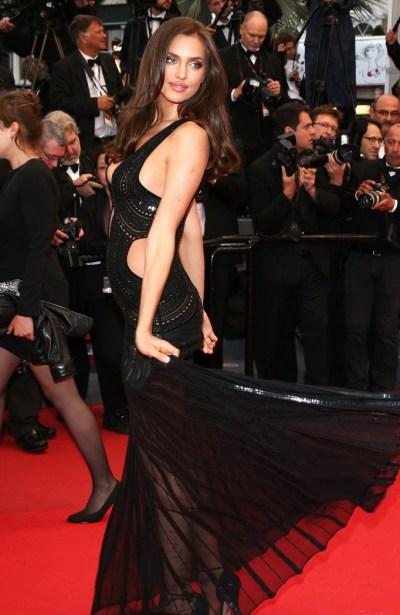 Irina Shayk en Cannes 2013