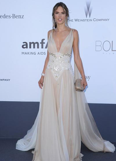 Alessandra Ambrosio en Cannes 2013