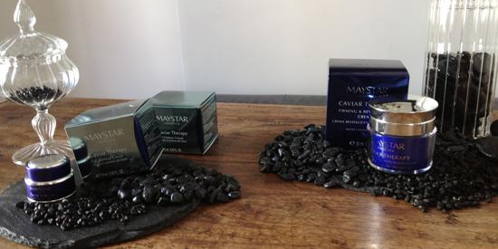 Línea Caviar Therapy de Maystar