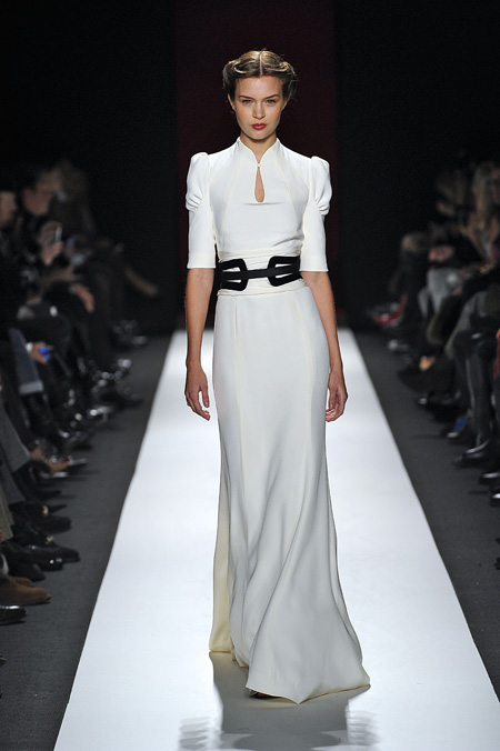 Ready to Wear Fall Winter 2013 Carolina Herrera New York Fashion Week Feb 2013