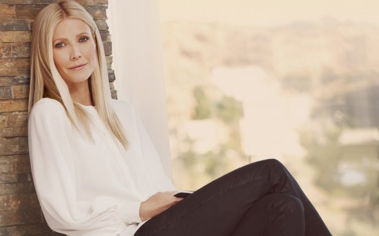 Gwyneth Paltrow para Boss Jour