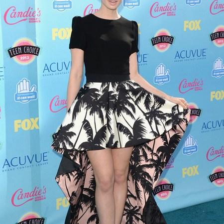 Looks de los Teen Choice Awards 2013