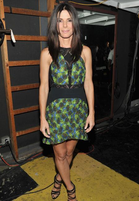 Sandra Bullock en Teen Choice Awards 2013