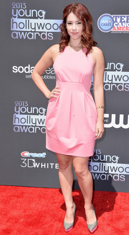 Jillian Rose Red en Young Hollywood Awards