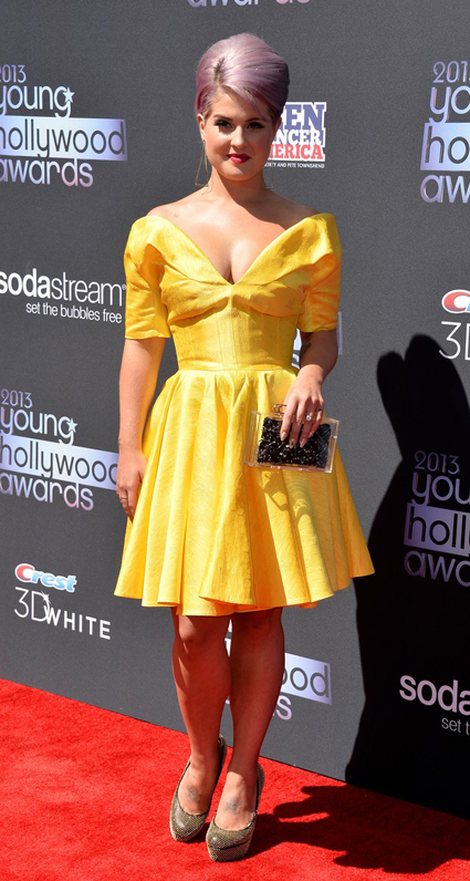 Kelly Osbourne en Young Hollywood Awards