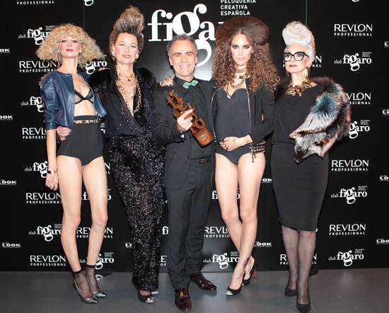 4ª edición de los Premios Figaro de peluquería