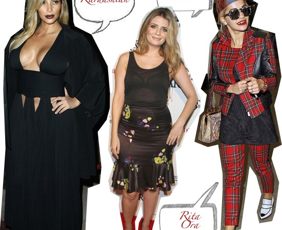 Las celebrities y sus 'cagadas' de Octubre 2013