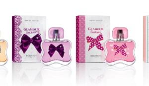 Eaux de Parfum Glamour, la nueva línea de fragancias de Bourjois