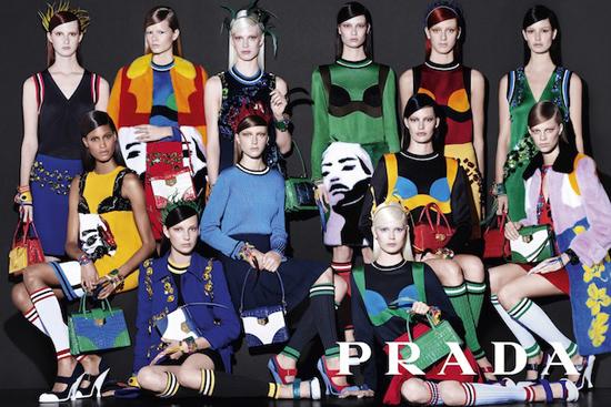Colección Prada 2014