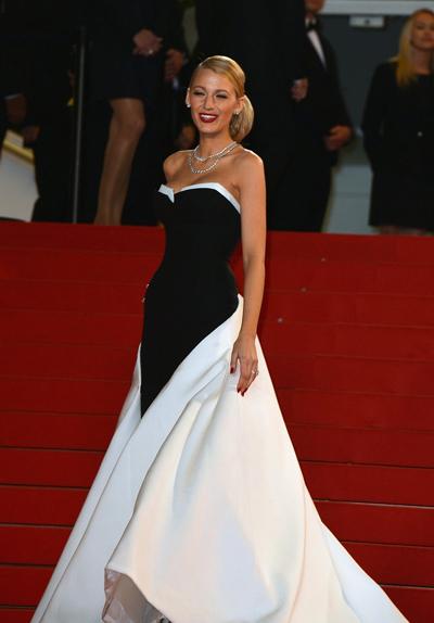 Blake Lively en el Festival de Cannes 2014