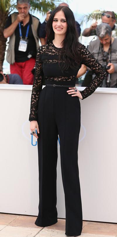 Eva Green en el Festival de Cannes 2014